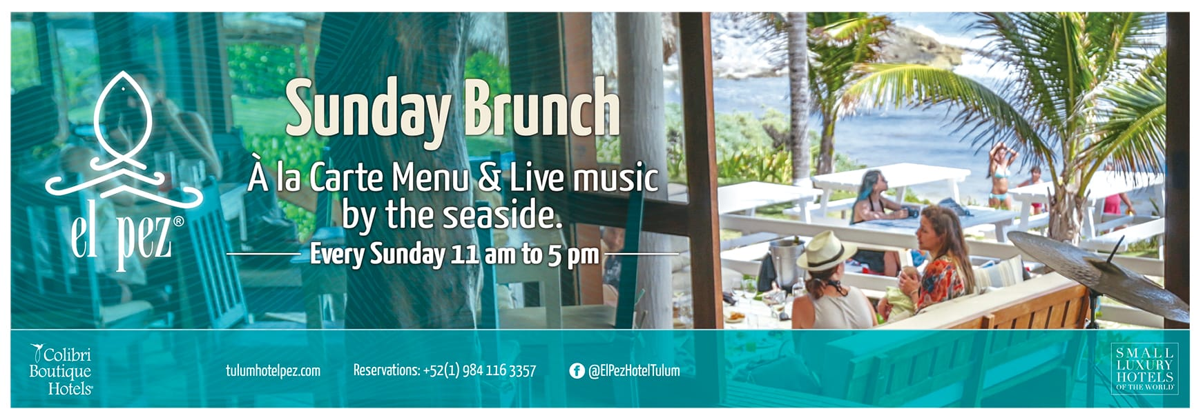 el-pez-Sunday-Brunch-colibri-hotels-tulum